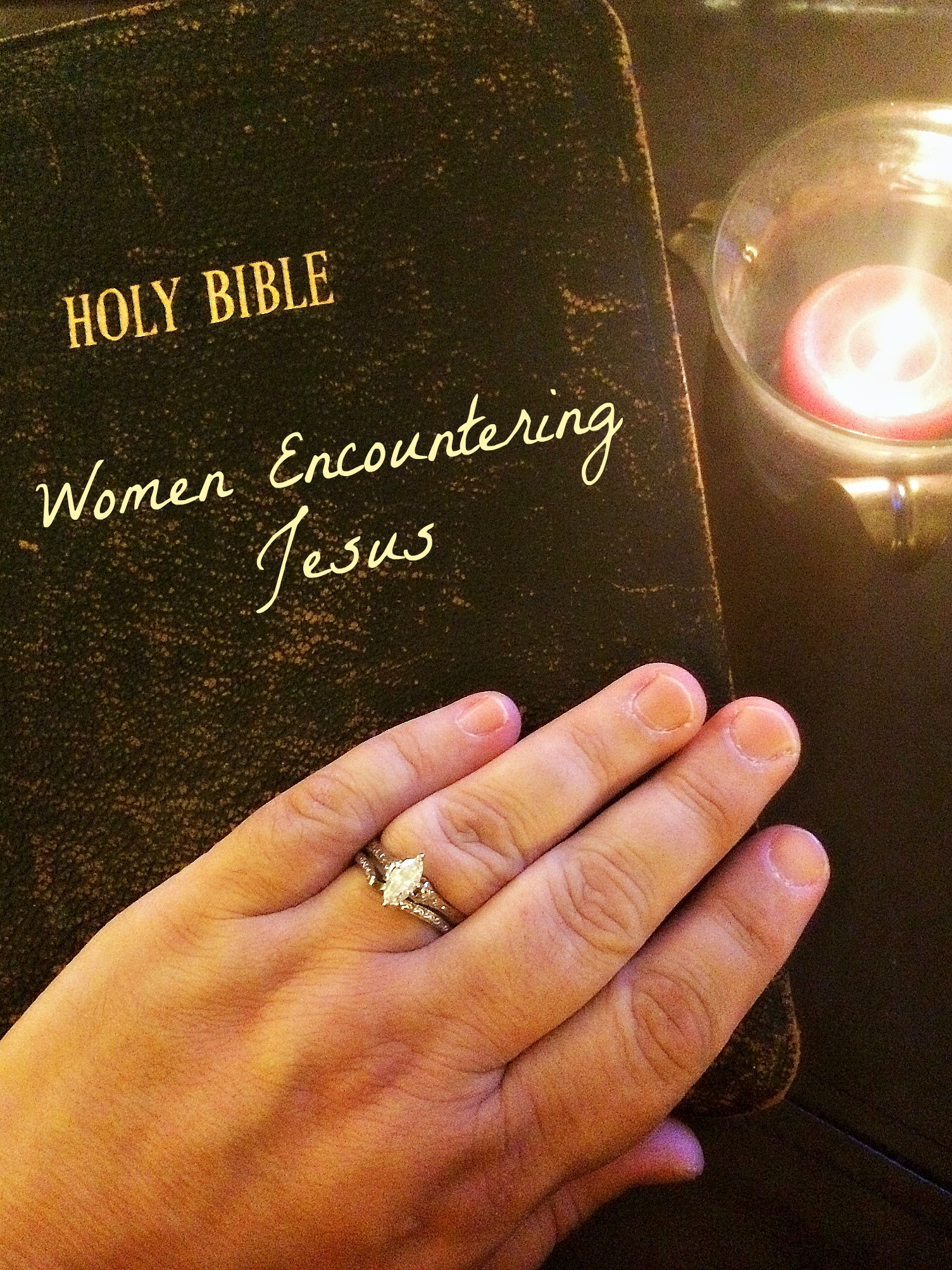 Women Encountering Jesus