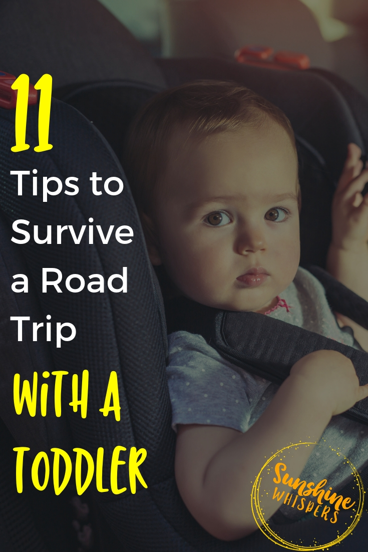road trip with a toddler