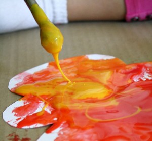 Toddler-Painting-