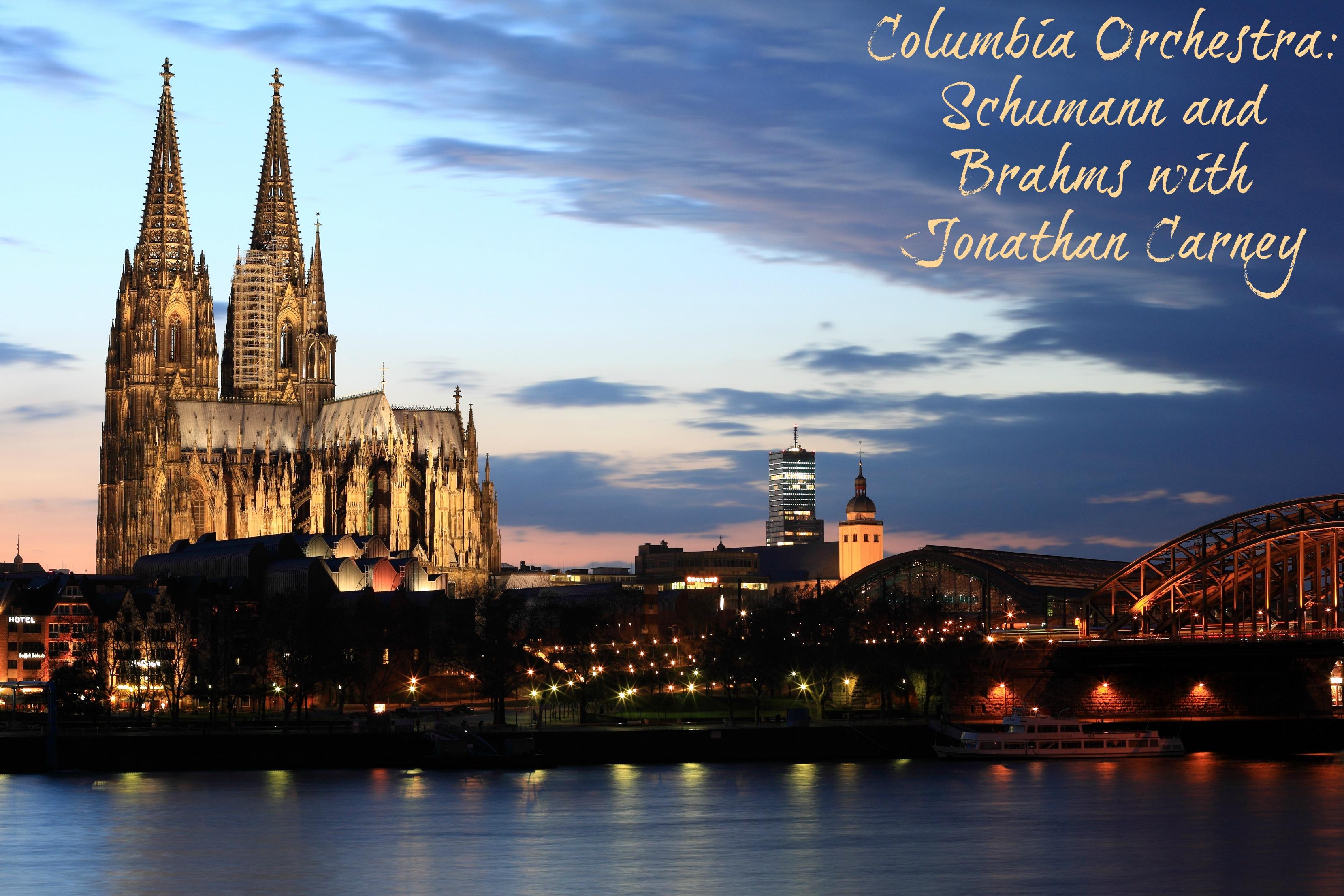 Columbia Orchestra 2014-2015 Season Concert #1