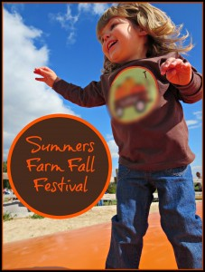 Summers Farm Fall Festival