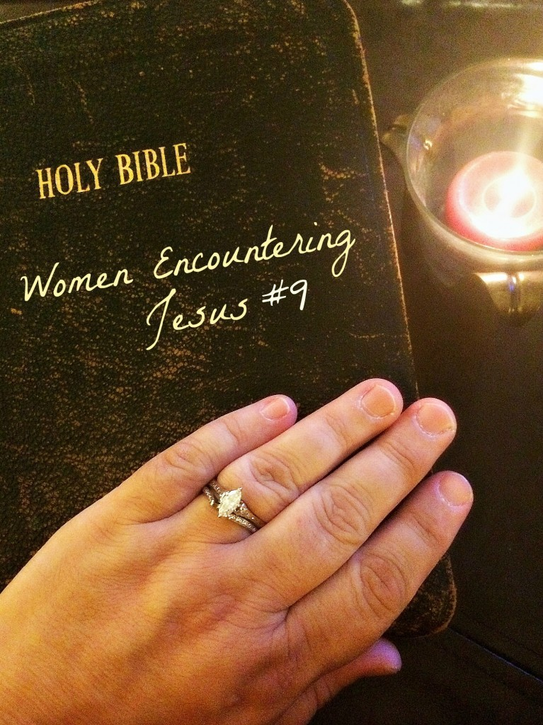 Women Encountering Jesus- women who followed Jesus