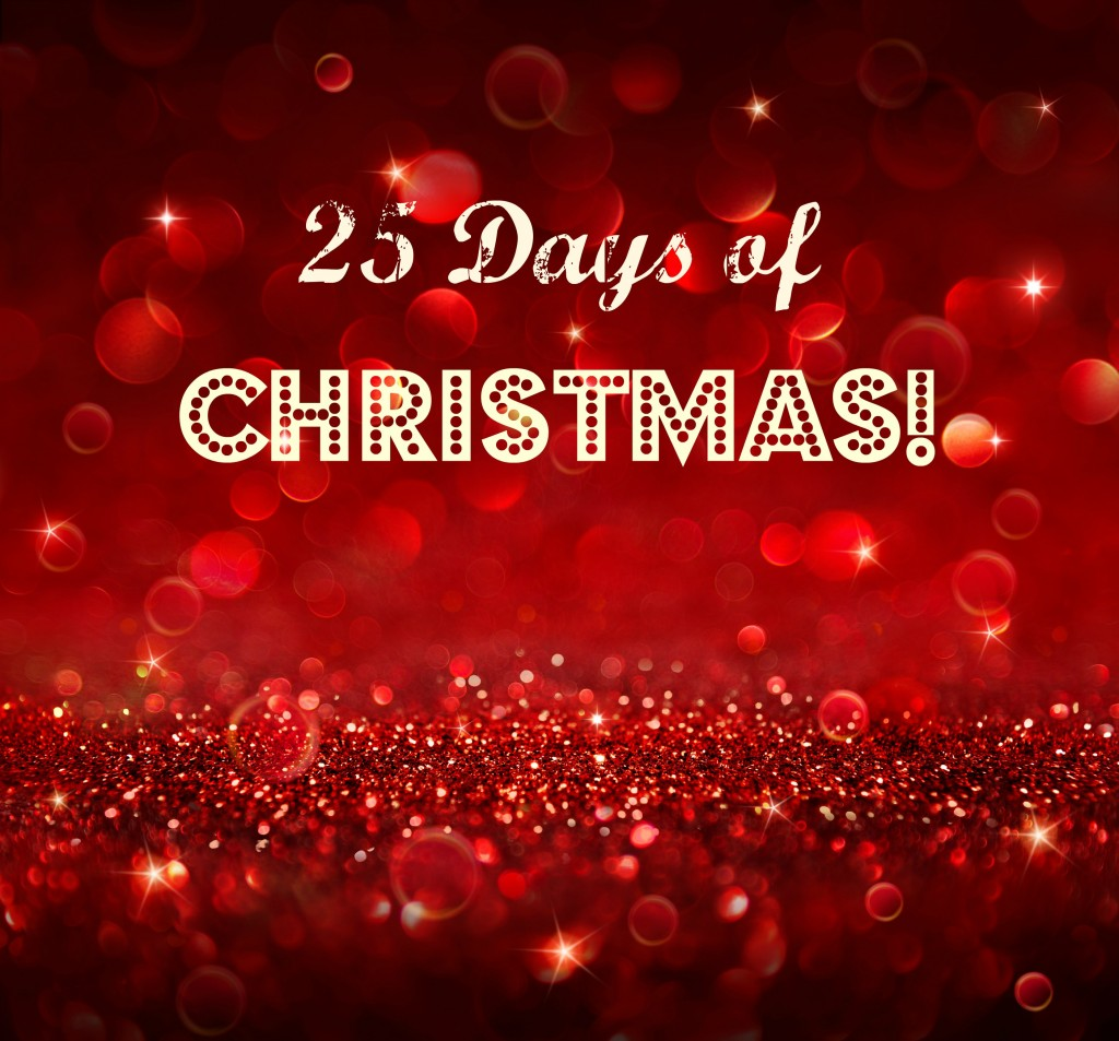 25 Days of Christmas! courtesy of: Romolo Tavani/Dollar Photo Club
