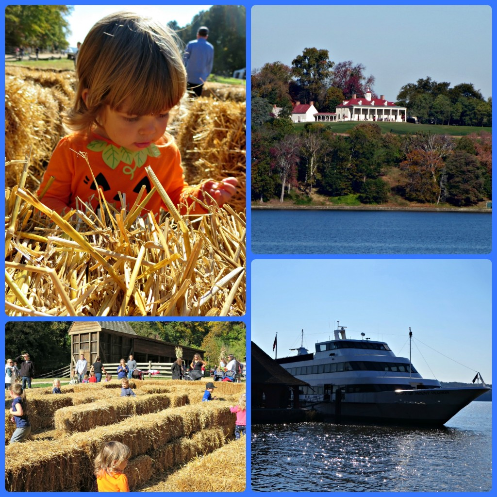 Mount Vernon Fall Harvest Family Day