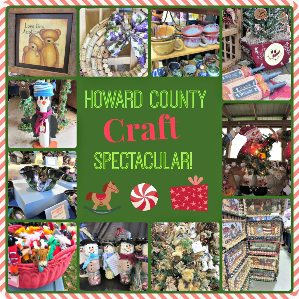 howard county craft spectacular will get you in the ForHoward County Craft Fair