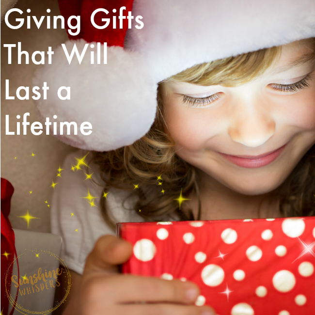 Give These Gifts That You Can't Wrap But Will Stand the Test of Time