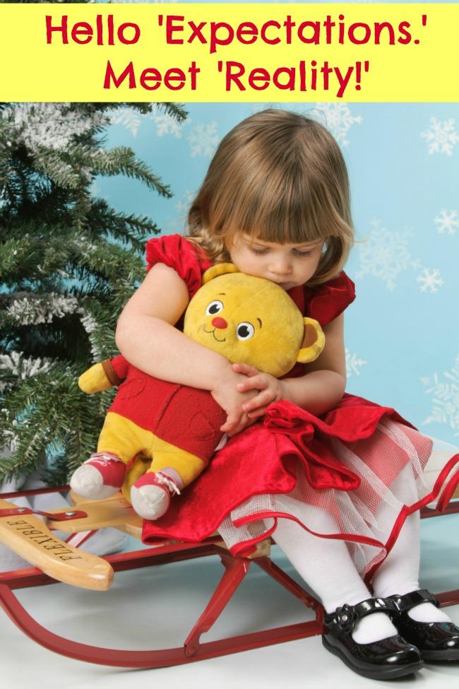 holiday overstimulation and kids