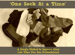 One Sock at a Time