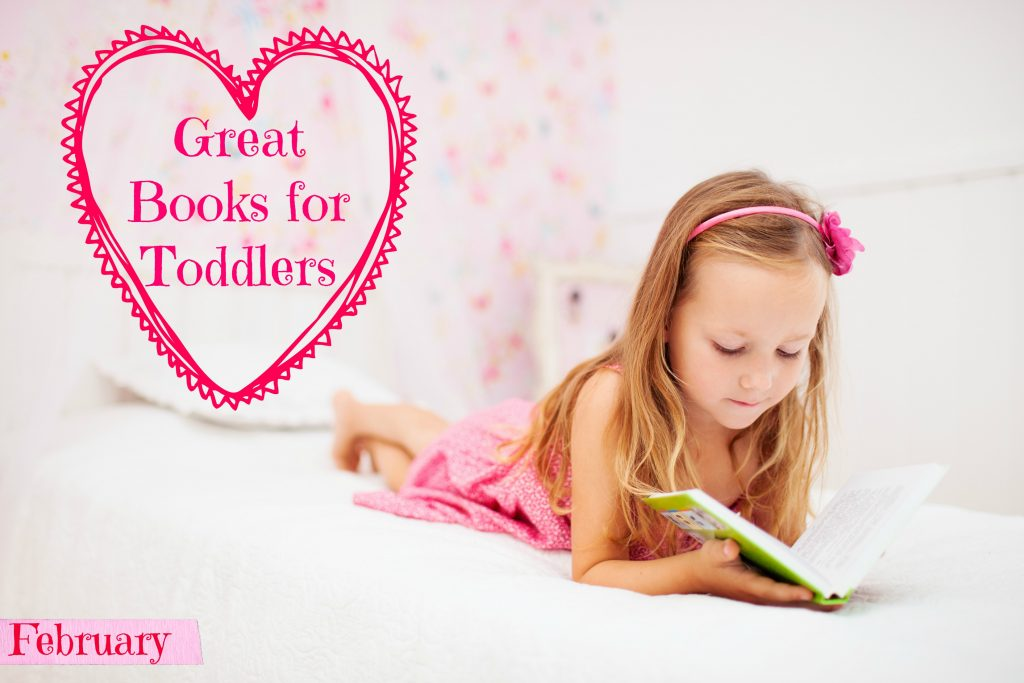 Great Books for Toddlers