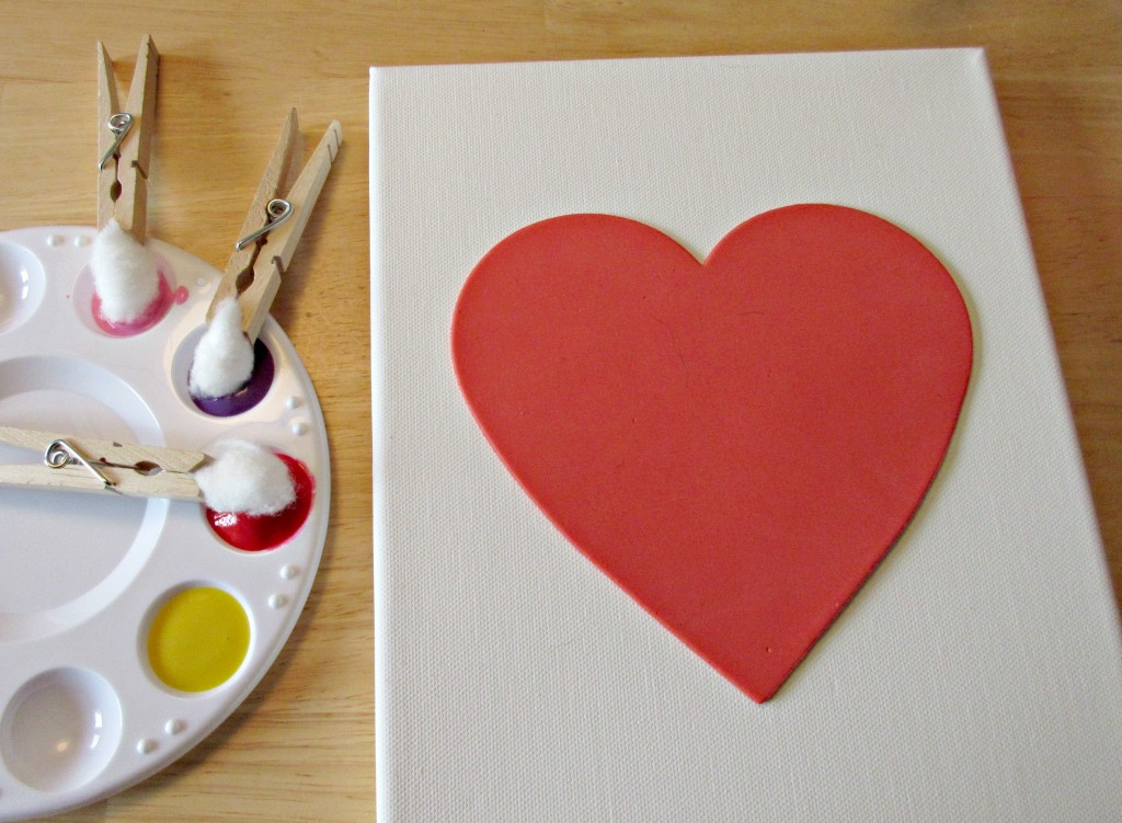 Child Valentine Craft Ideas
