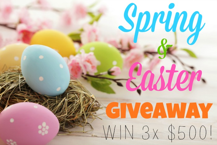 2015 KBN Spring and Easter Giveaway