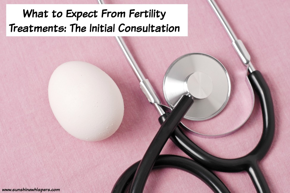 What to Expect From Fertility Treatments: The Initial Consultation