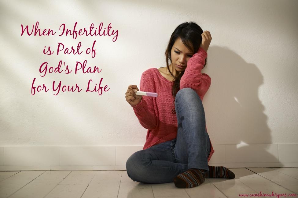 When Infertility is Part of God's Plan