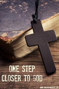 One Step Closer to God
