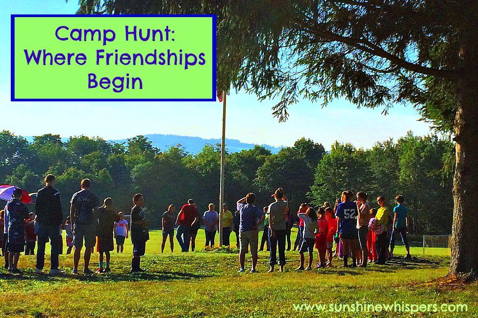 camp hunt
