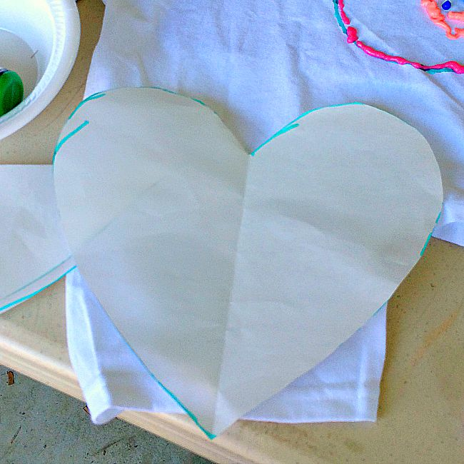 Armor of God Bible Class Crafts for Kids: Breastplate of