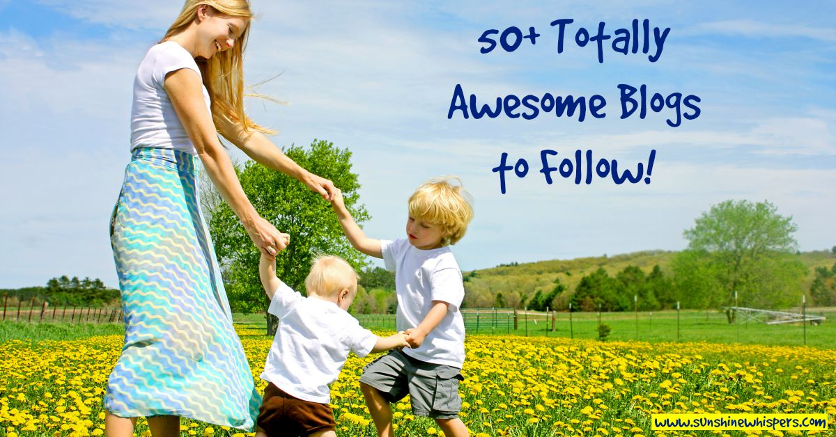 50+ Awesome Blogs to Follow