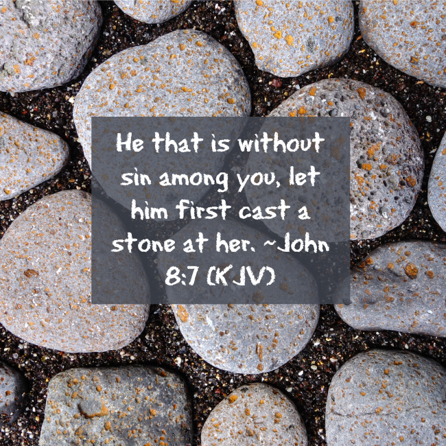 cast the first stone 4