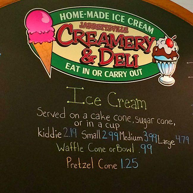 jarrettsville creamery