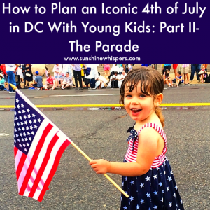 dc 4th with kids