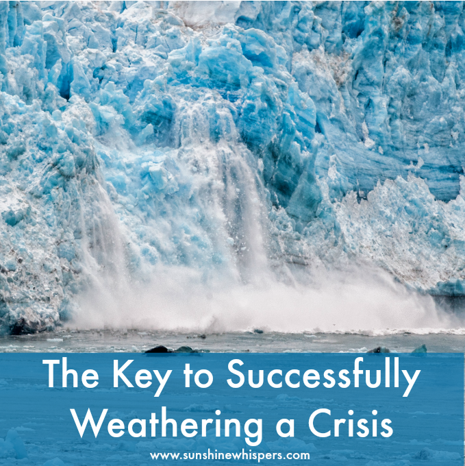 The Key to Successfully Weathering a Crisis