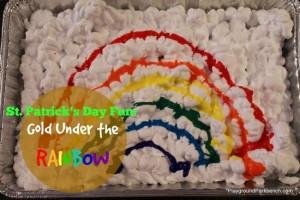 Gold-Under-the-Rainbow-650x433_playground parkbench