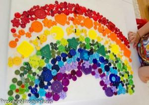 Rainbow-Button-Collage-Craft-by-Preschool-Inspirations-5_preschool inspirations