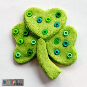St_-Patricks-Day-Four-Leaf-Clover-Craft-for-Kids-Using-Salt-Dough_meaningful mama