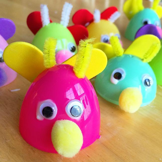 love bug eggs crafts for kids
