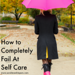 succeed at self care