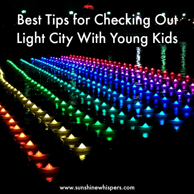 Best Tips for Checking out Light City With Young Kids