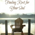 Women Encountering Jesus Bible Study Lessons Finding Rest for Your Soul 23