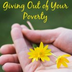 Women Encountering Jesus Bible Study Lessons Giving Out of Your Poverty 1