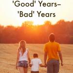 good years bad years 2 1