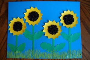 DSC_3185_I heart crafty things_ sunflower patch