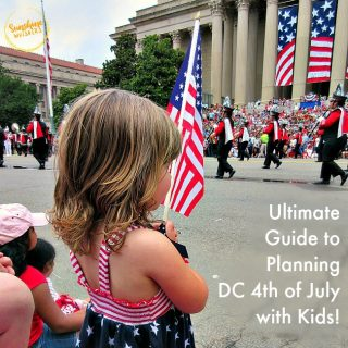 dc 4th of july with kids