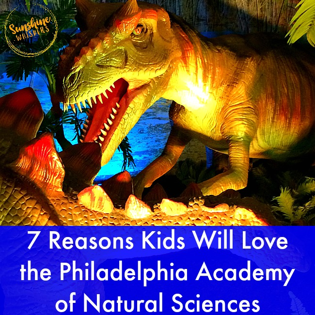 7 Reasons Kids Will Love the Philadelphia Academy of Natural Sciences