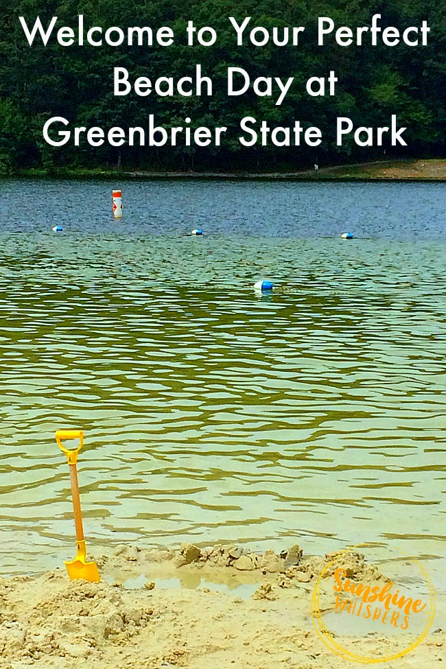 greenbrier state park
