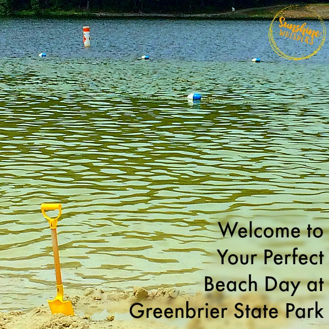 How to Have the Perfect Beach Day at Greenbrier State Park