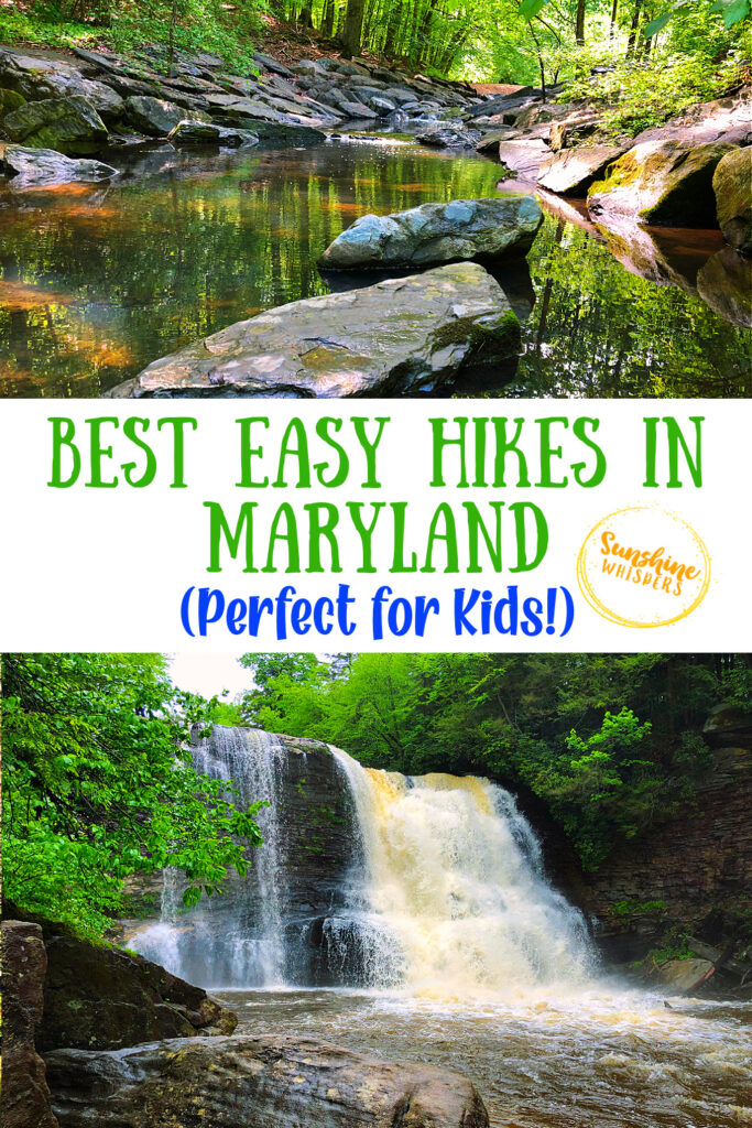 easy hikes in maryland