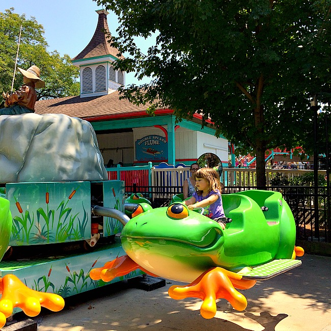 3 Amazing Dc Area Amusement Parks For Young Kids
