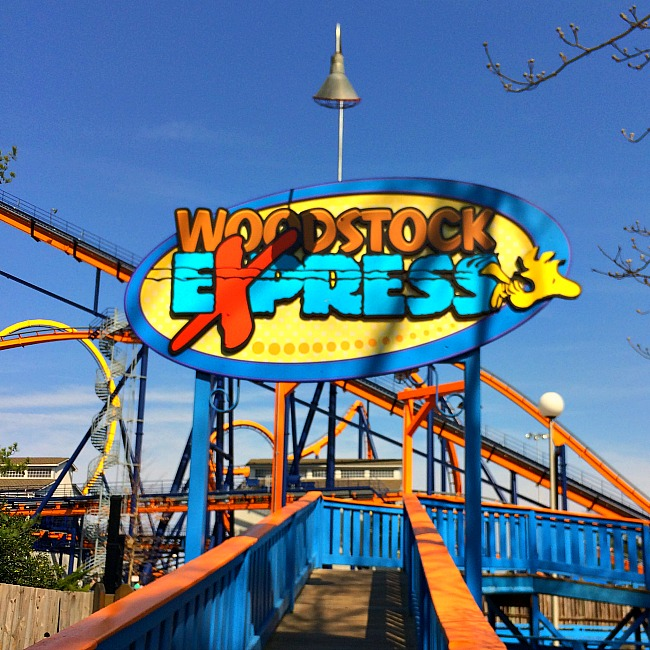 amusement parks for young kids