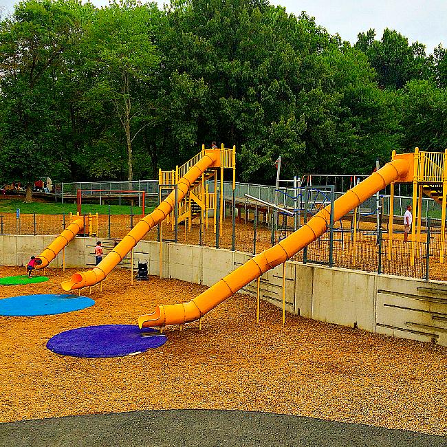 Wheaton Regional Park Playground