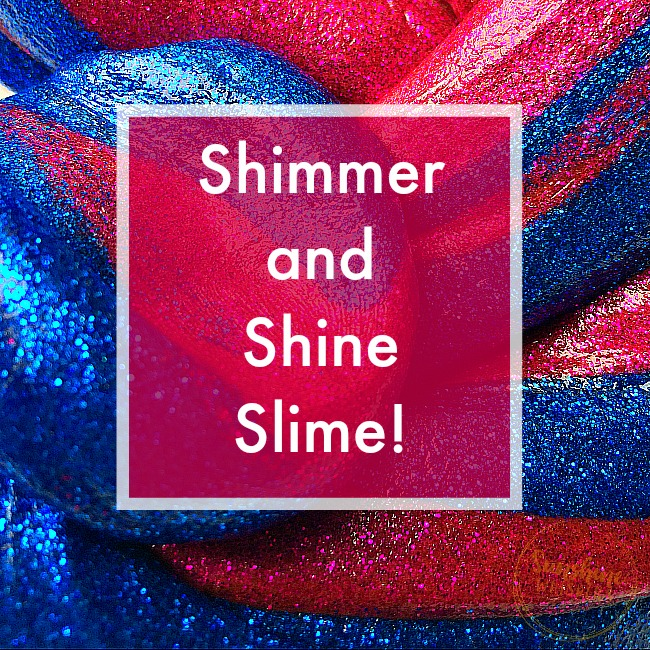 So Divine, Shimmer and Shine Slime!