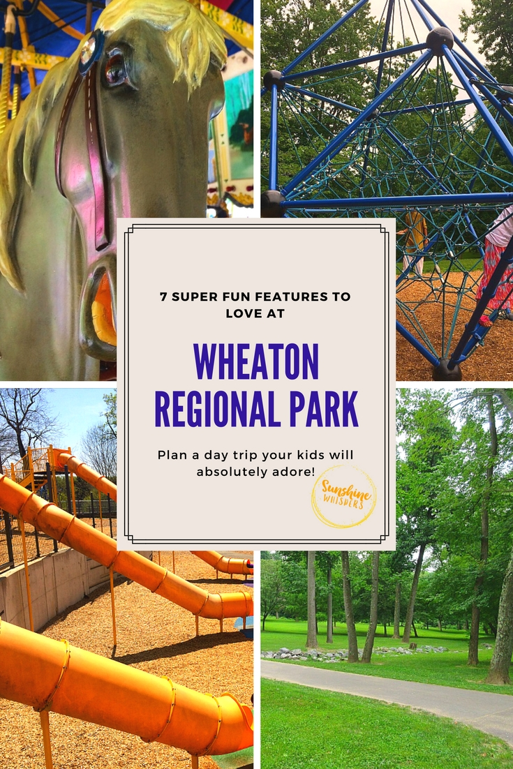Your Kids Will Love These Seven Super Fun Features At Wheaton Regional Park