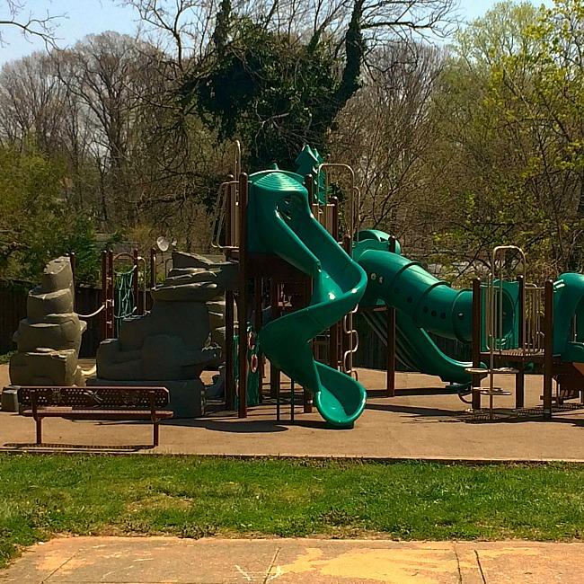 Forest Village Playground