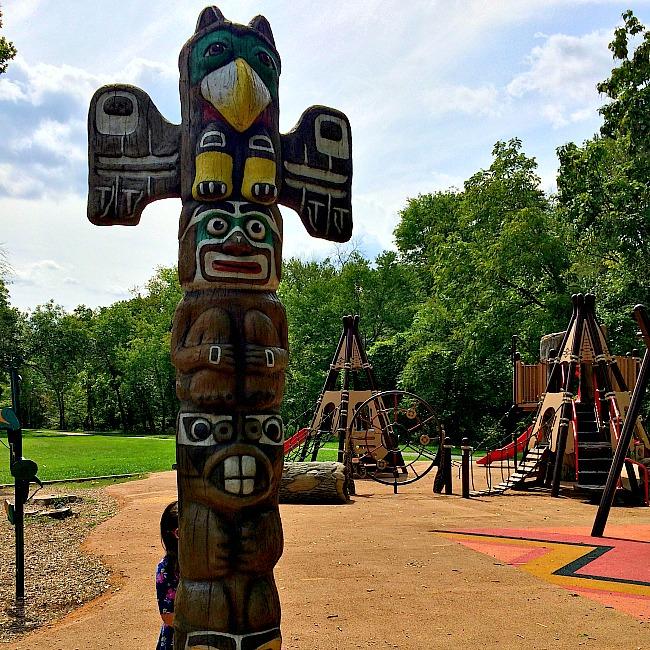 Indian Creek Imagination Playground