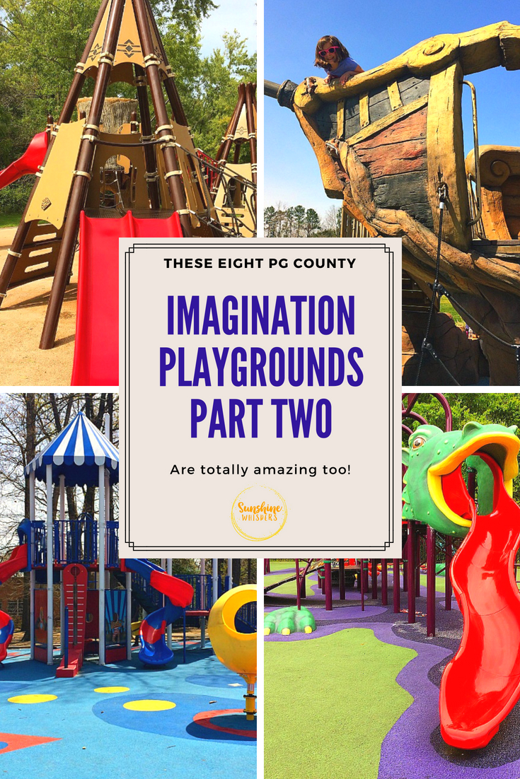 These 8 Prince George's County Imagination Playgrounds Are Totally Amazing Too!