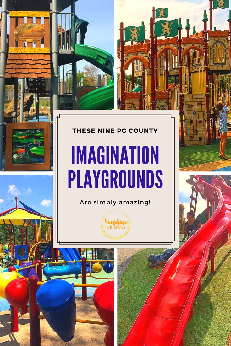 These Nine Prince George's County Imagination Playgrounds Are Simply Amazing!