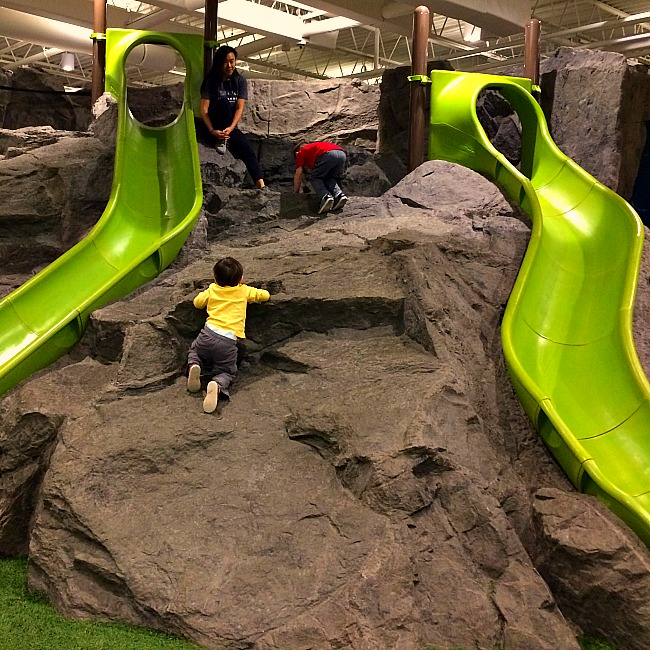 badlands playspace